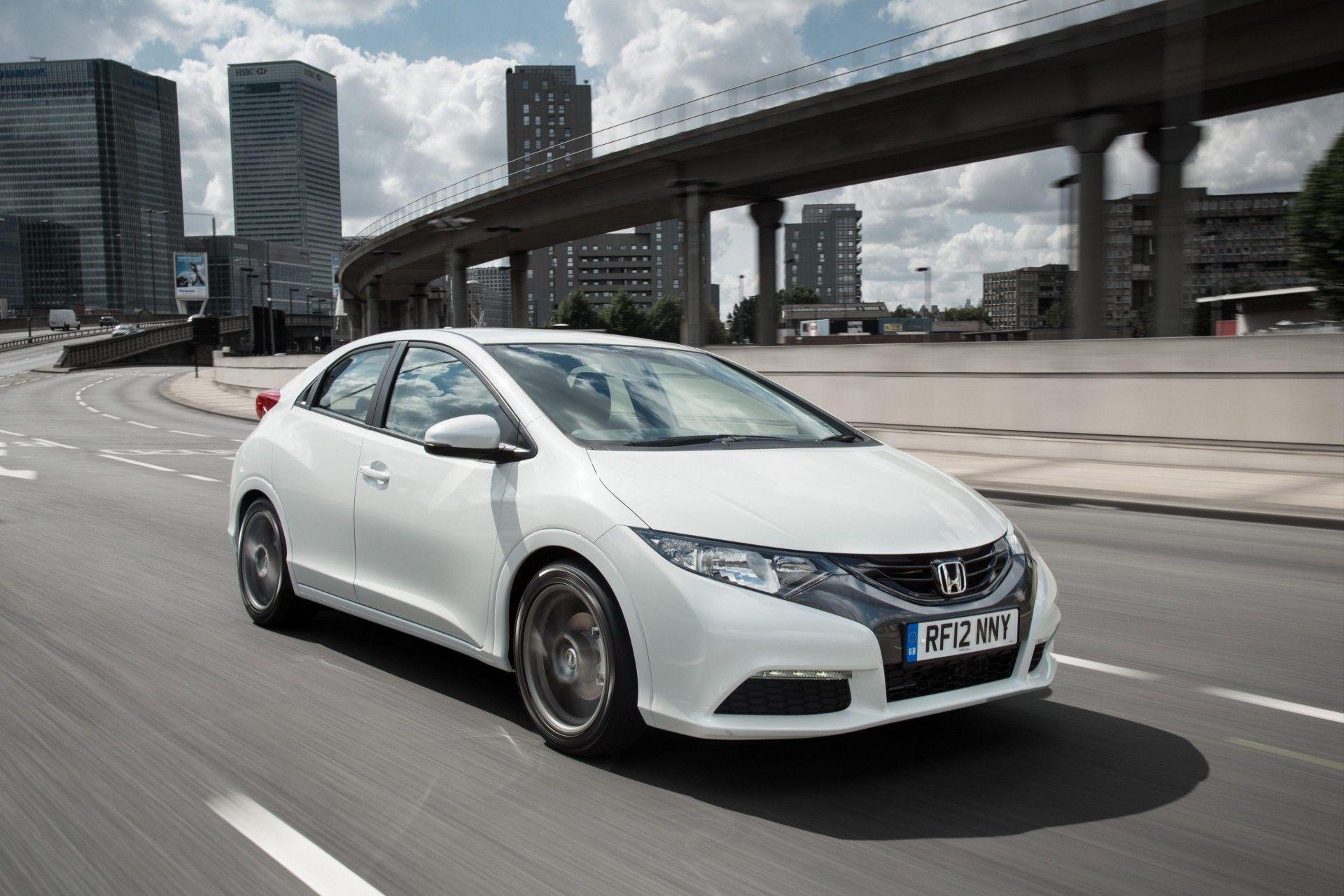 2013 Honda Civic Hatchback Limited Edition