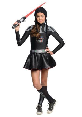Darth Vader Tween Dress Costume In life, we make sacrifices Some