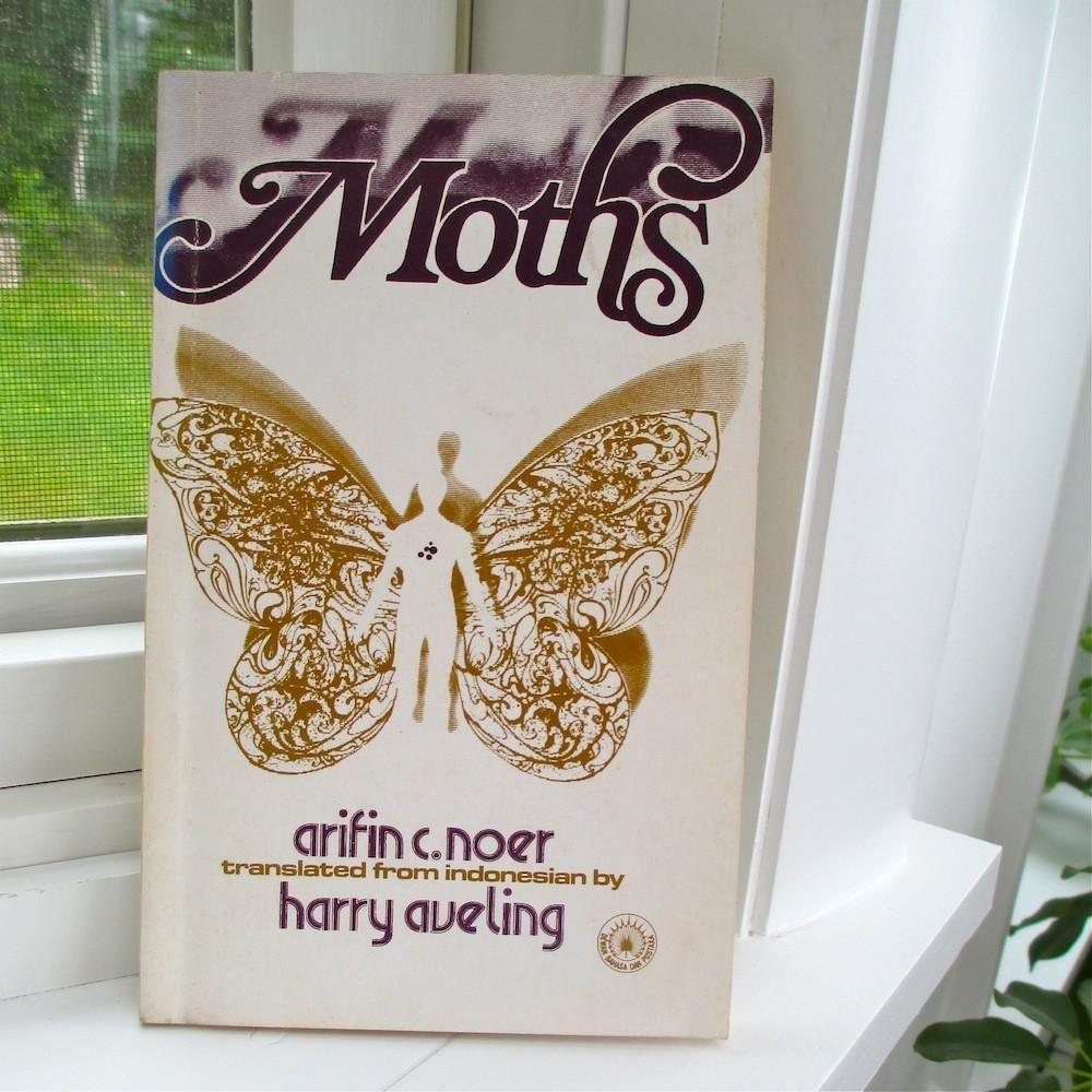 Moths 1974 Arifin C Noer Indonesian Dramatist Translator Harry Ave Dramatist Harry Moth