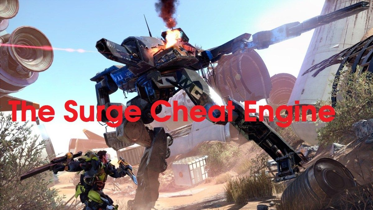 The Surge Cheat Engine Xbox one, Video game collection