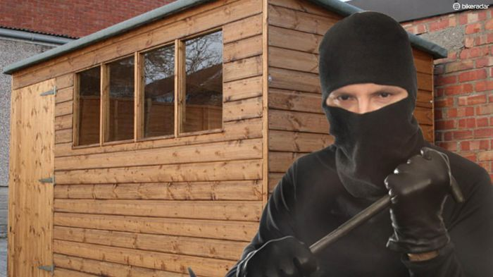Improve your bike shed security whatever your budget.     Keep your bike safe…