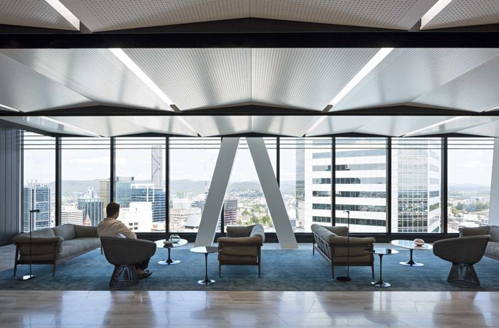 Corrs Chambers Westgarth, Brisbane New workplace unveiled