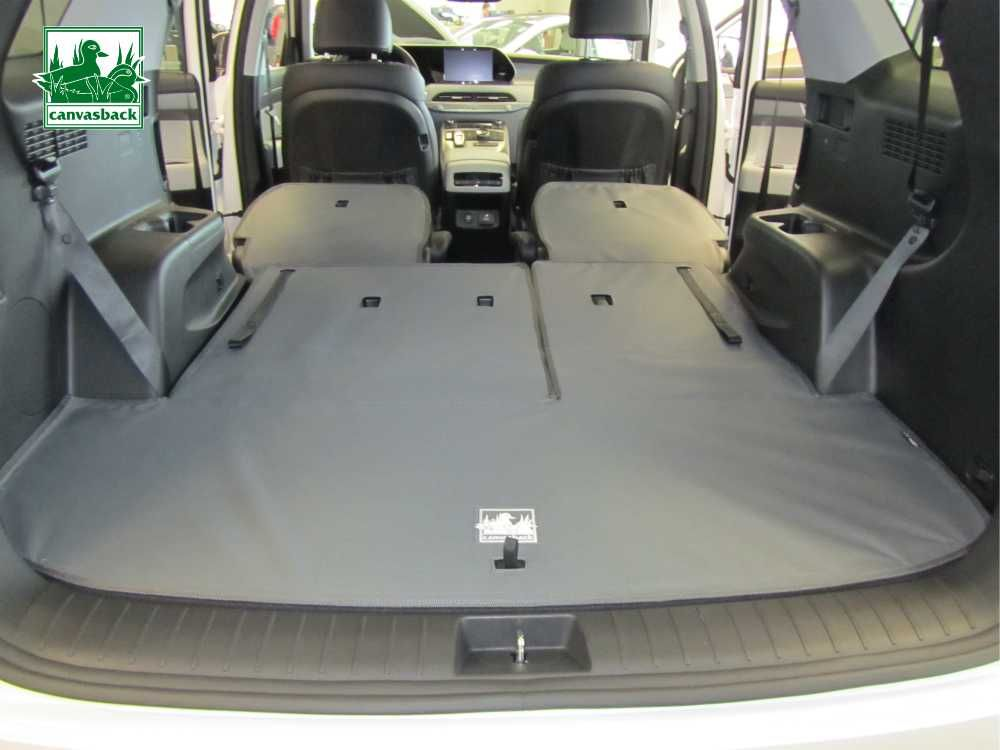 We Have Brand New Products To Fit Your Brand New Vehicle Check Out Our Latest Model For The 2020 Hyundai Palisade Thanks T Car Protection Cargo Liner Hyundai