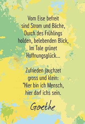 Gedichte heinrich frühling heine Frühling