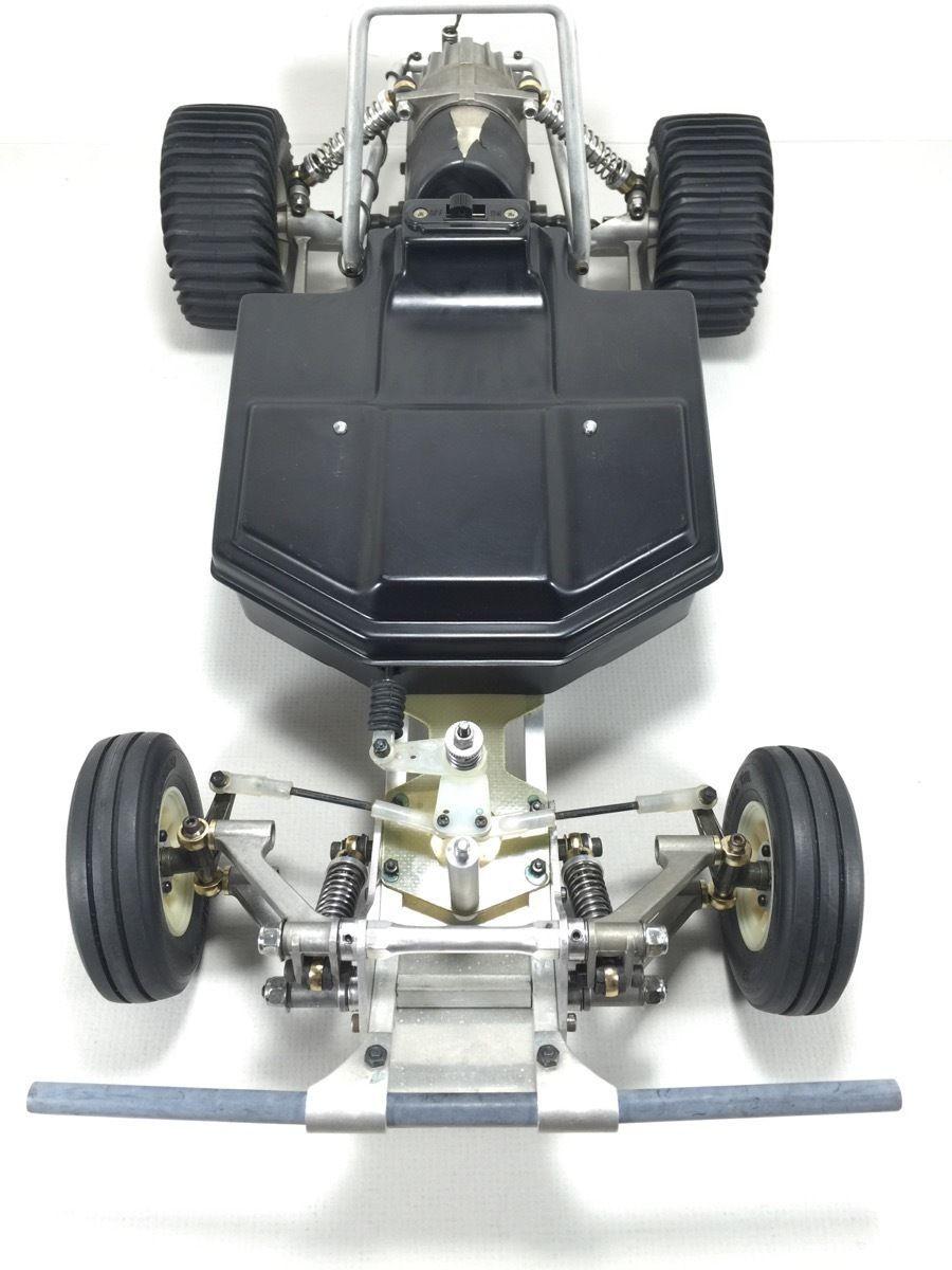 AYK 566B SUPER TRAIL Vintage Assembled 1/10 RC Buggy w