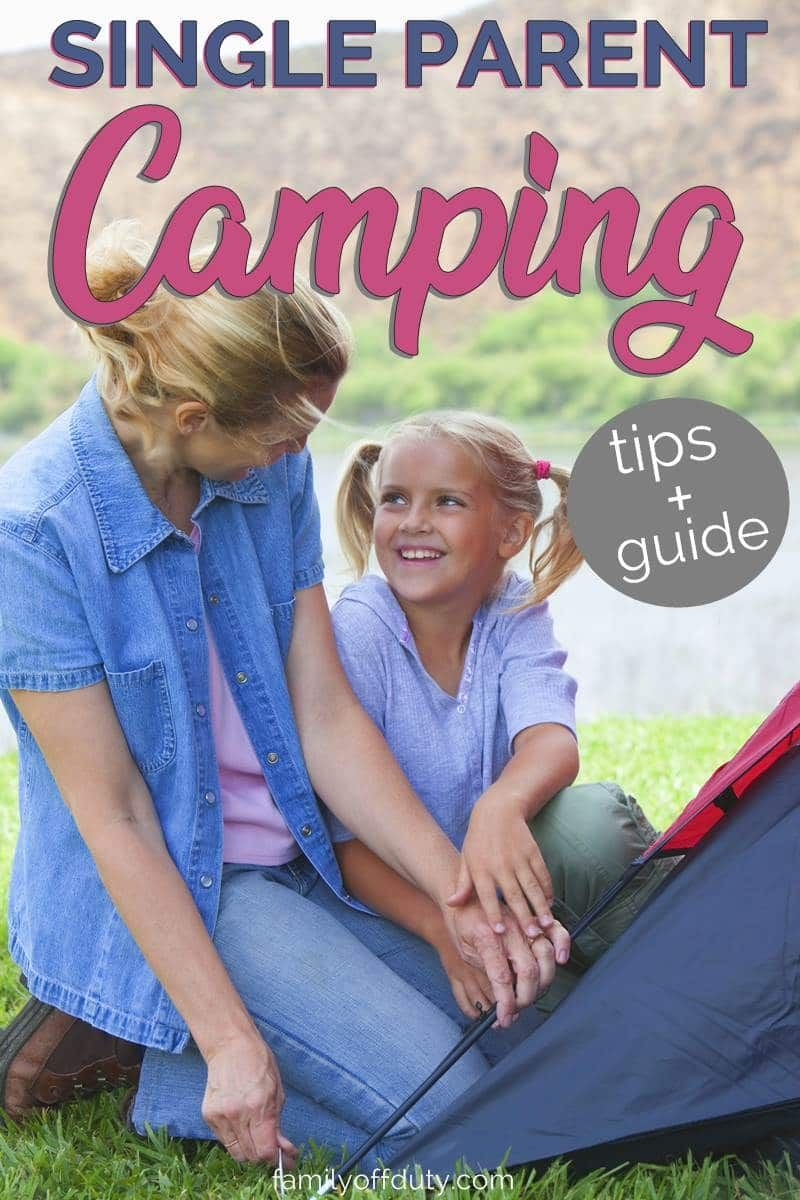 Photo of Single Parent Camping Tips – Easy Single Parent's Guide to Camping