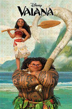 Poster Vaiana Vaiana Maui