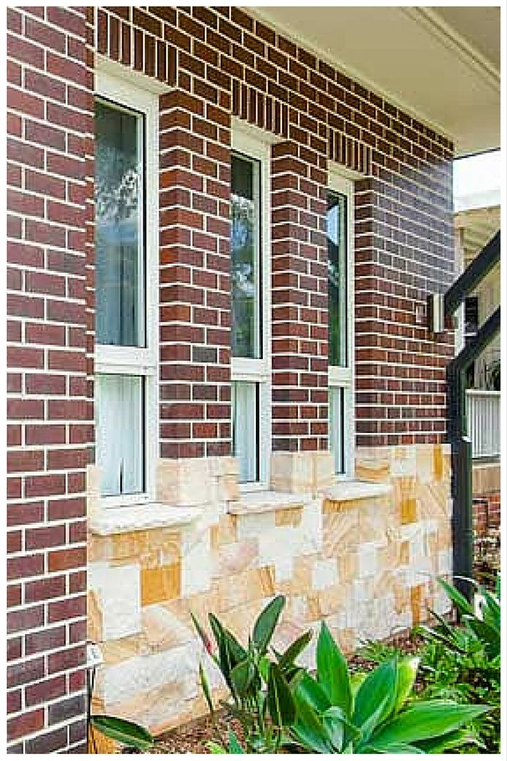 Awning windows by Wideline. Home by Buildcraft. www