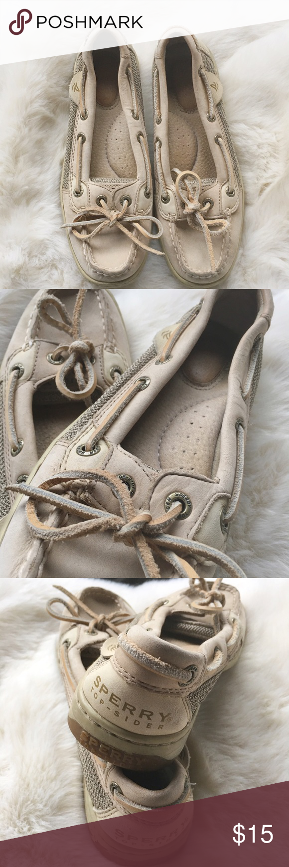 SPERRY boat shoes Good Condition - USED Sperry Top-Sider Shoes Espadrilles