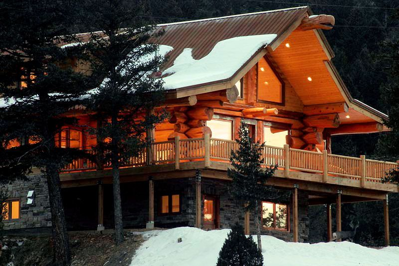 Log Home Cabin Packages Kits Colorado Builder Breckenridge Evergreen Vail  Steamboat Handcrafted