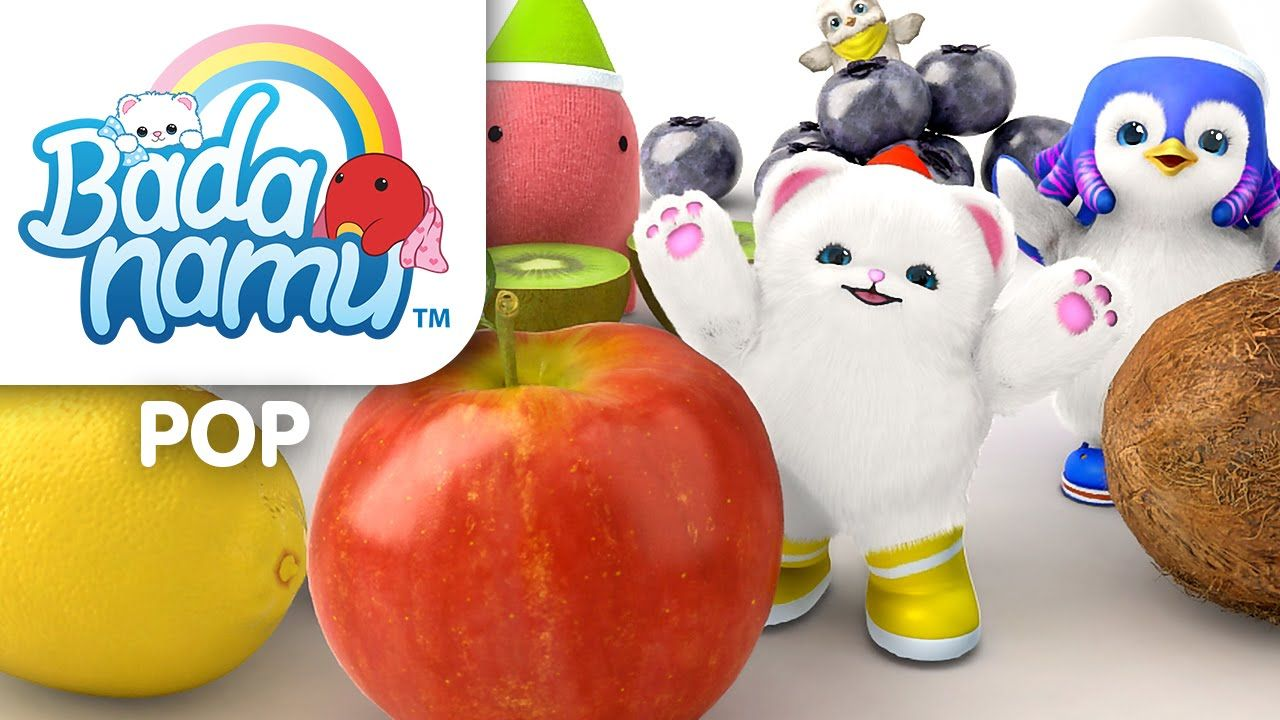Bada's Fruit and Vegetables - Let's talk about fruits and ...