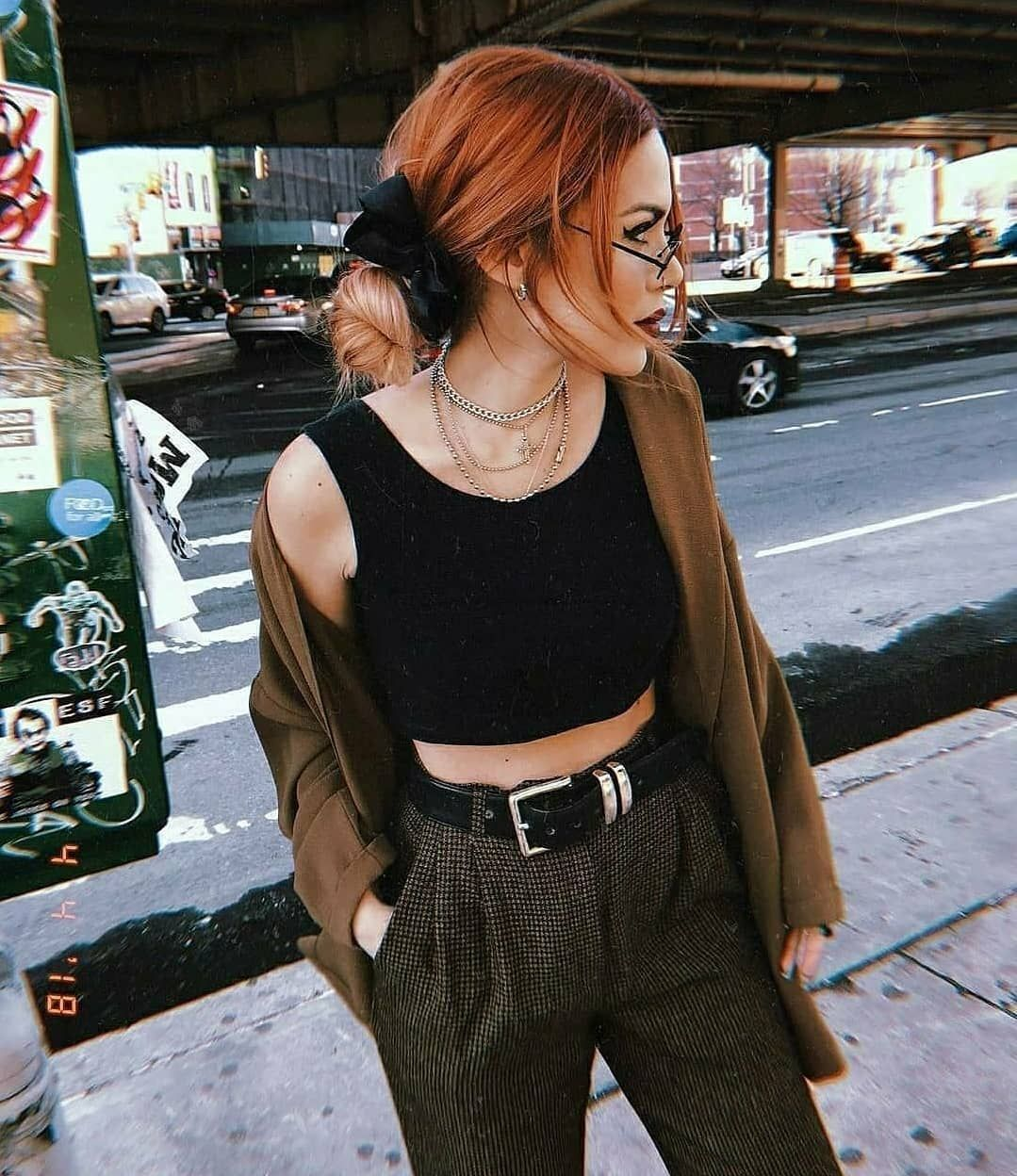 """GRUNGE & ROCK On Instagram: """"which Outfit Is Your Favorite"""