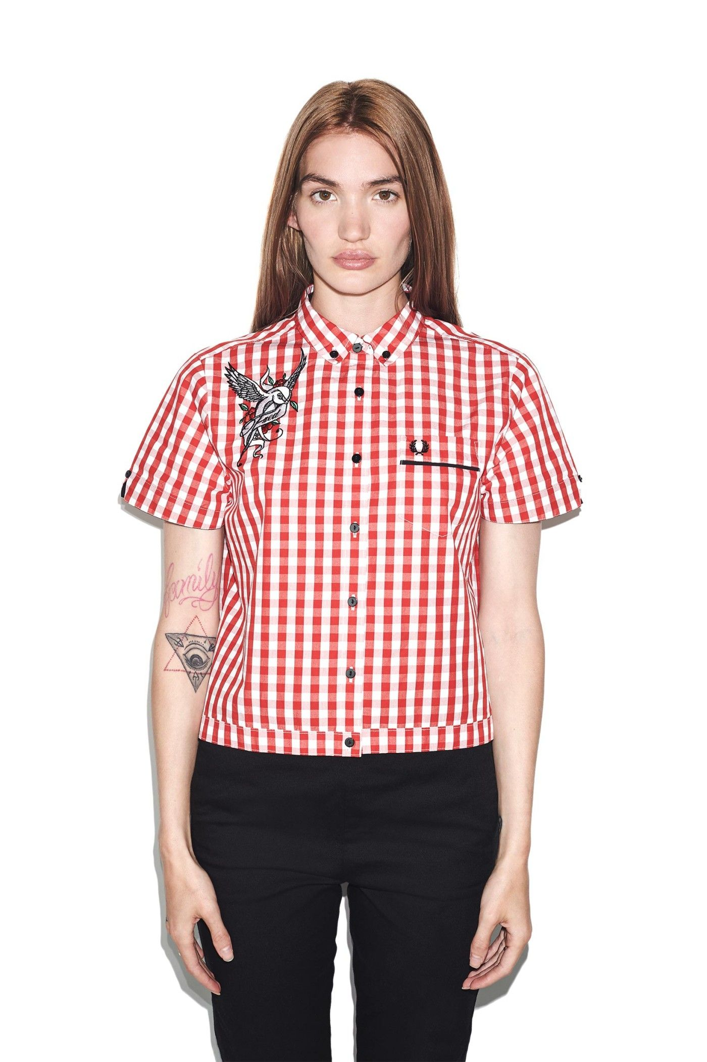 foto Amy Winehouse's final collections for Fred Perry will be released