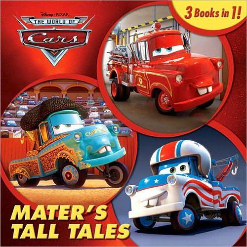 Disney Pixar's Cars Mater's Tall Tales Book