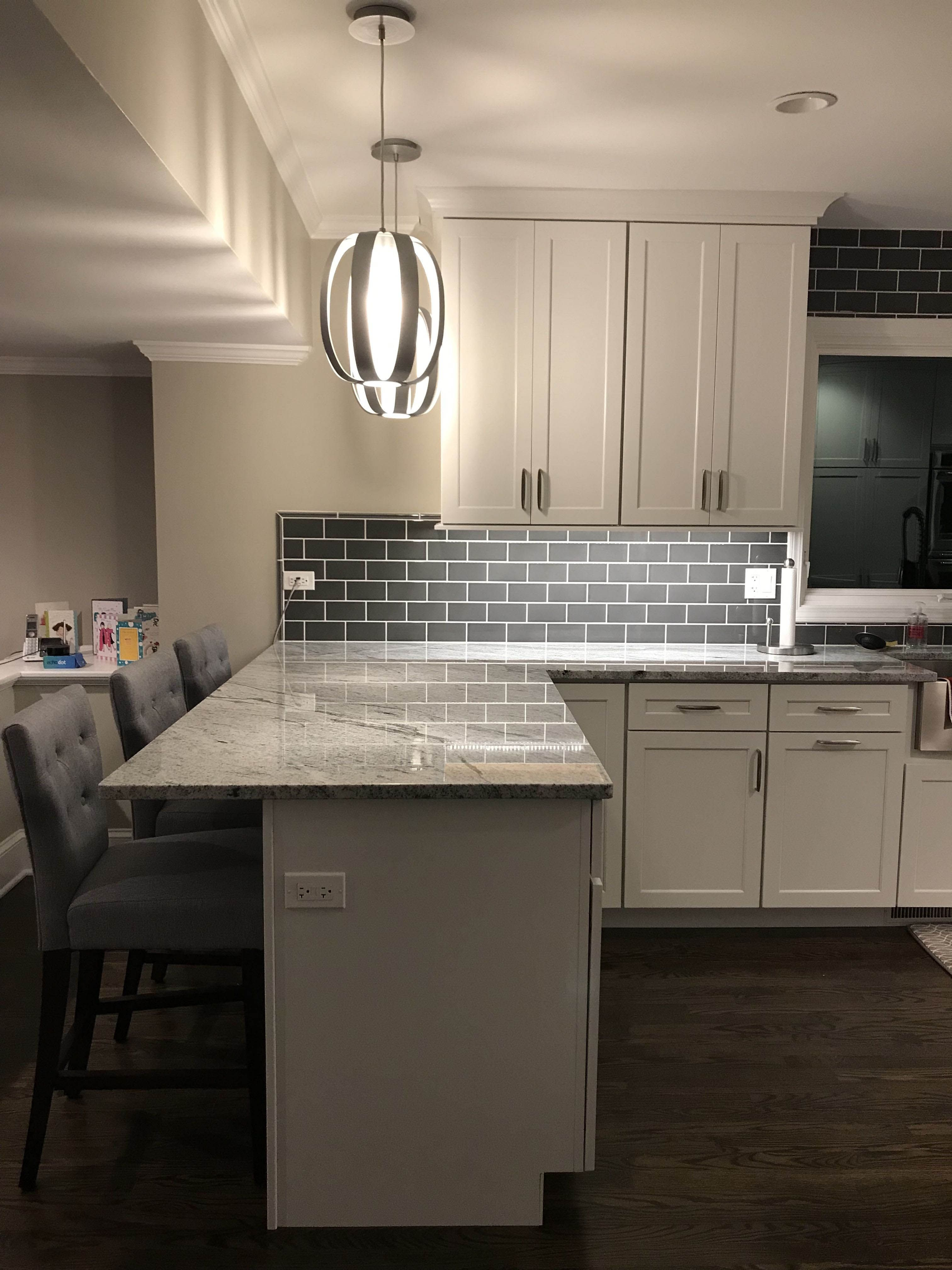 Ways To Style Gray Kitchen Cabinets Kitchen Remodel Layout White Kitchen Remodeling Kitchen Remodel Small
