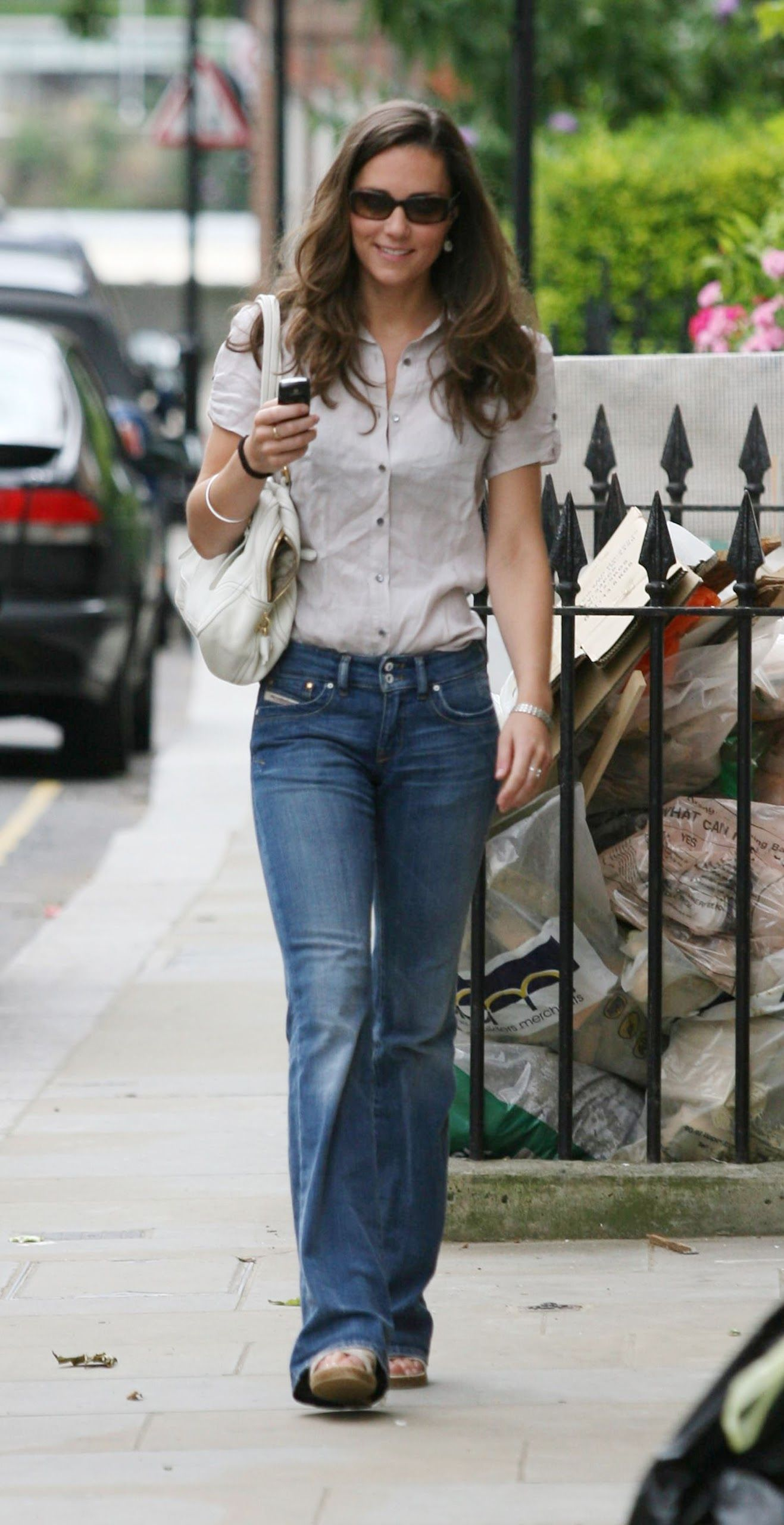 Pin By Lookastic On Wedges Kate Middleton Jeans Kate