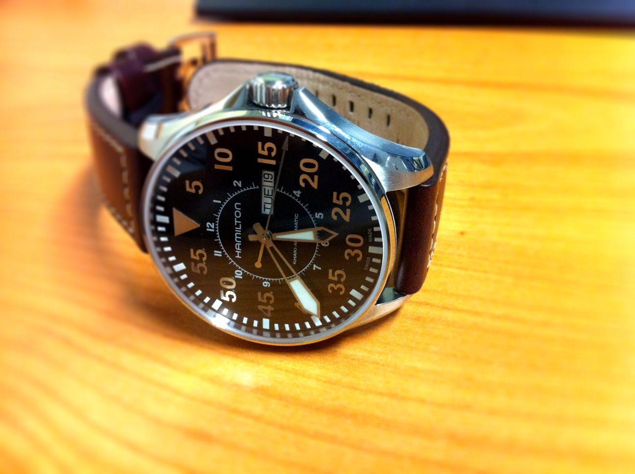 De Compraventa 701 Fcvr Pilot Foro Relojes Vendo H64715535 EDI29H