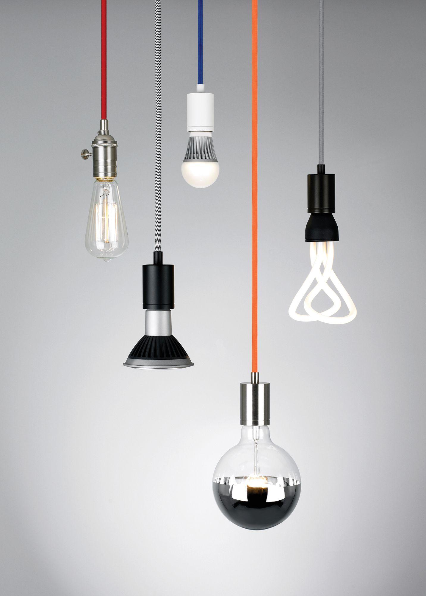 Soco Modern Socket Pendant by Tech Lighting