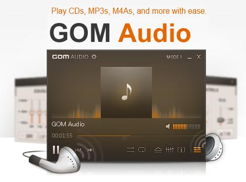 GOM Audio 2.0.5.0138 Download Free