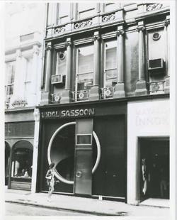 Pin By Laurie Lacalandra On Vidal Sassoon Vidal Sassoon Vidal Historical London