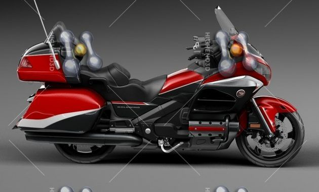2018 Honda Goldwing Suspension Chis Engine Auto Transmission Release Date Price
