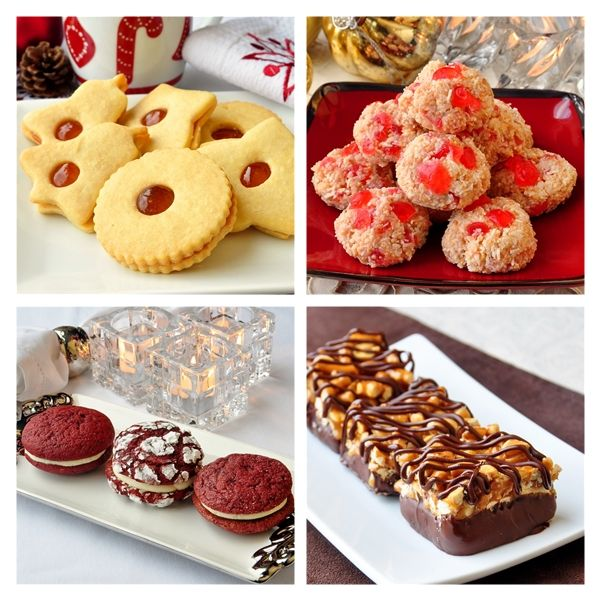 Over 175 COOKIE RECIPES. My personal collection from over 35 years of cookie baking. All recipes have been tried, tested and photographed by me. It's my free online cookie cookbook! Happy Holiday baking!