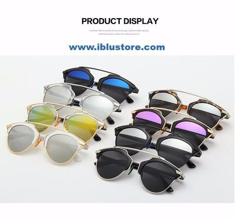 AEVOGUE Polarized Sunglasses Women Polaroid lens Sun Glasses UV400