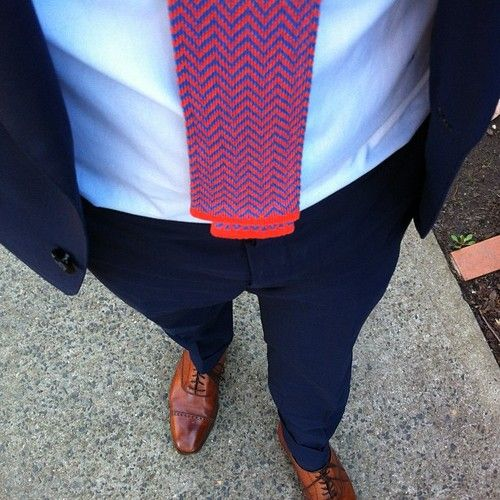 check out this tie!