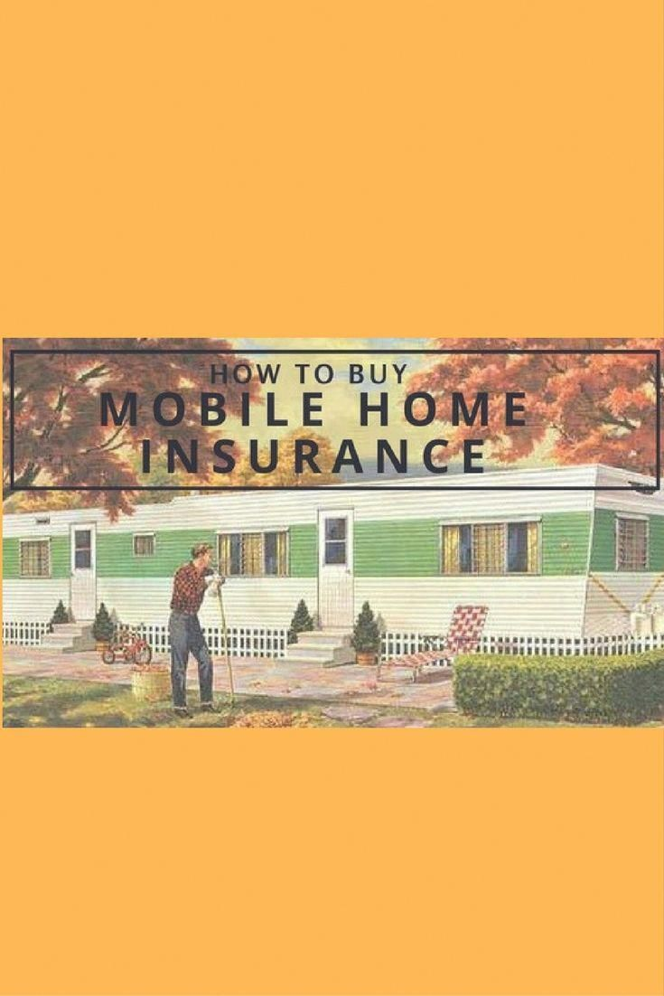 Great information about mobile home insurance