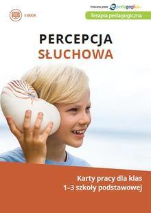 Percepcja Sluchowa Karty Pracy Dla Klas 1 3 S Allegro Pl Cena 12 86 Zl Stan Nowy Warszawa