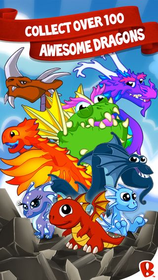 DragonVale DragonVale is completely free to play, you