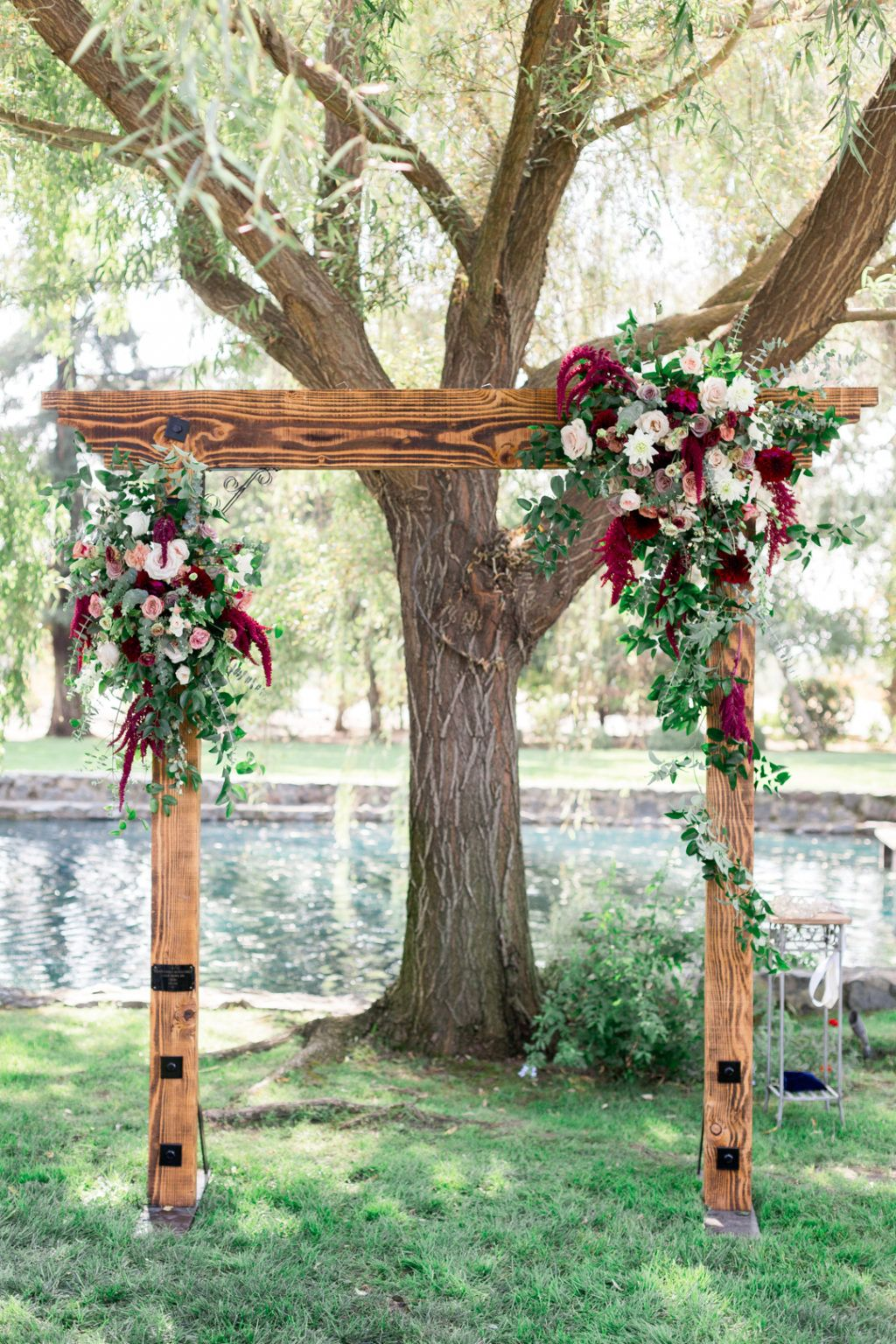 Epic outdoor ceremony ideas to inspire your own big day ...
