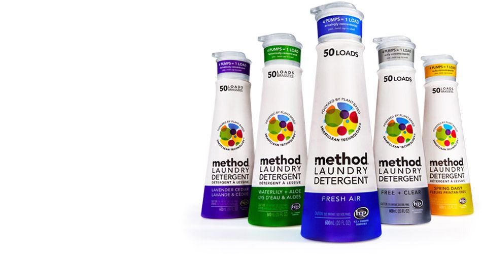 Love Method Laundry Detergent Cleaning Product I Love The Free