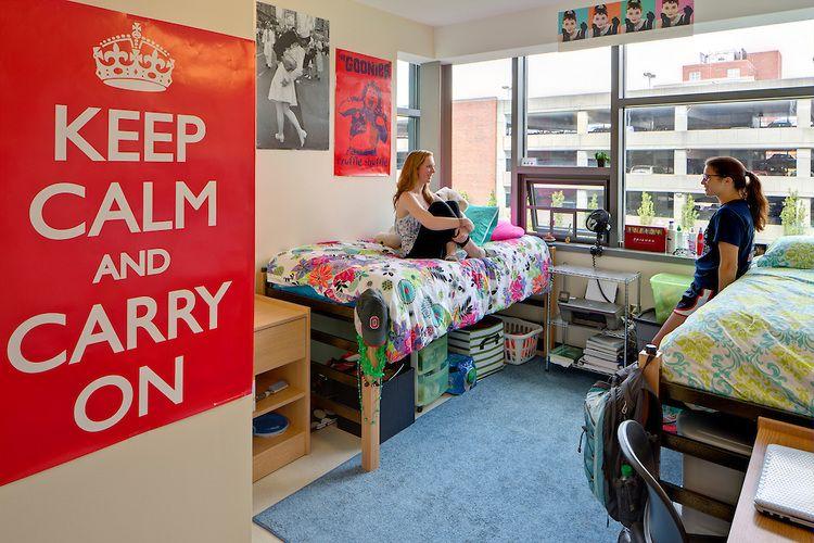 Ohio State Dorm Room Information