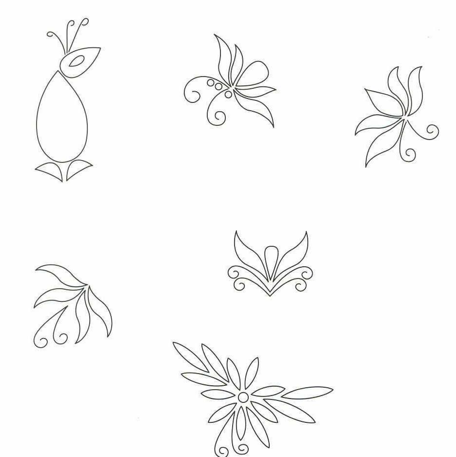 Como Fazer Flor de Barbante