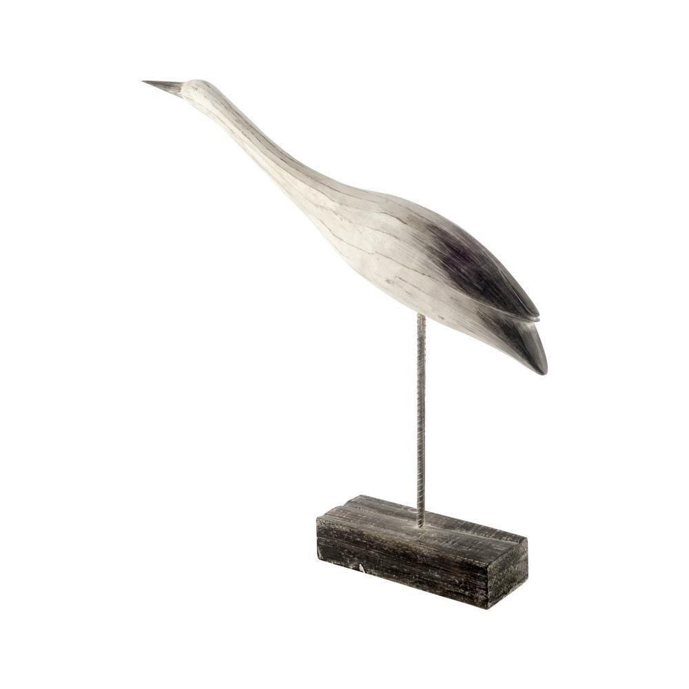 Mercana Lebrun Ii Tall Decorative Object White Decorative