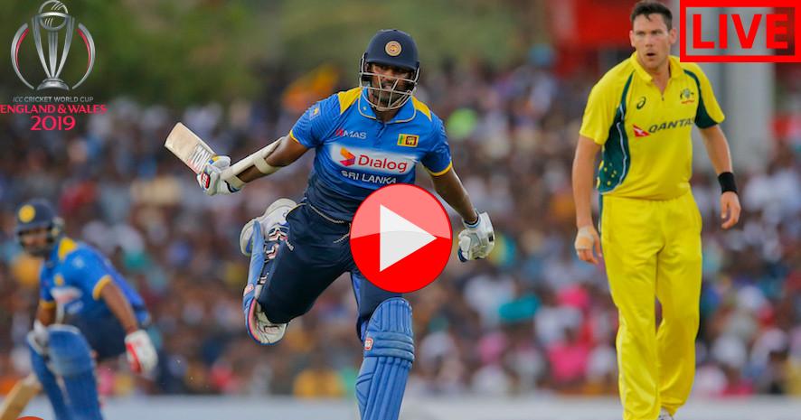 Sri Lanka vs Australia Live 20st Match We Green Sports