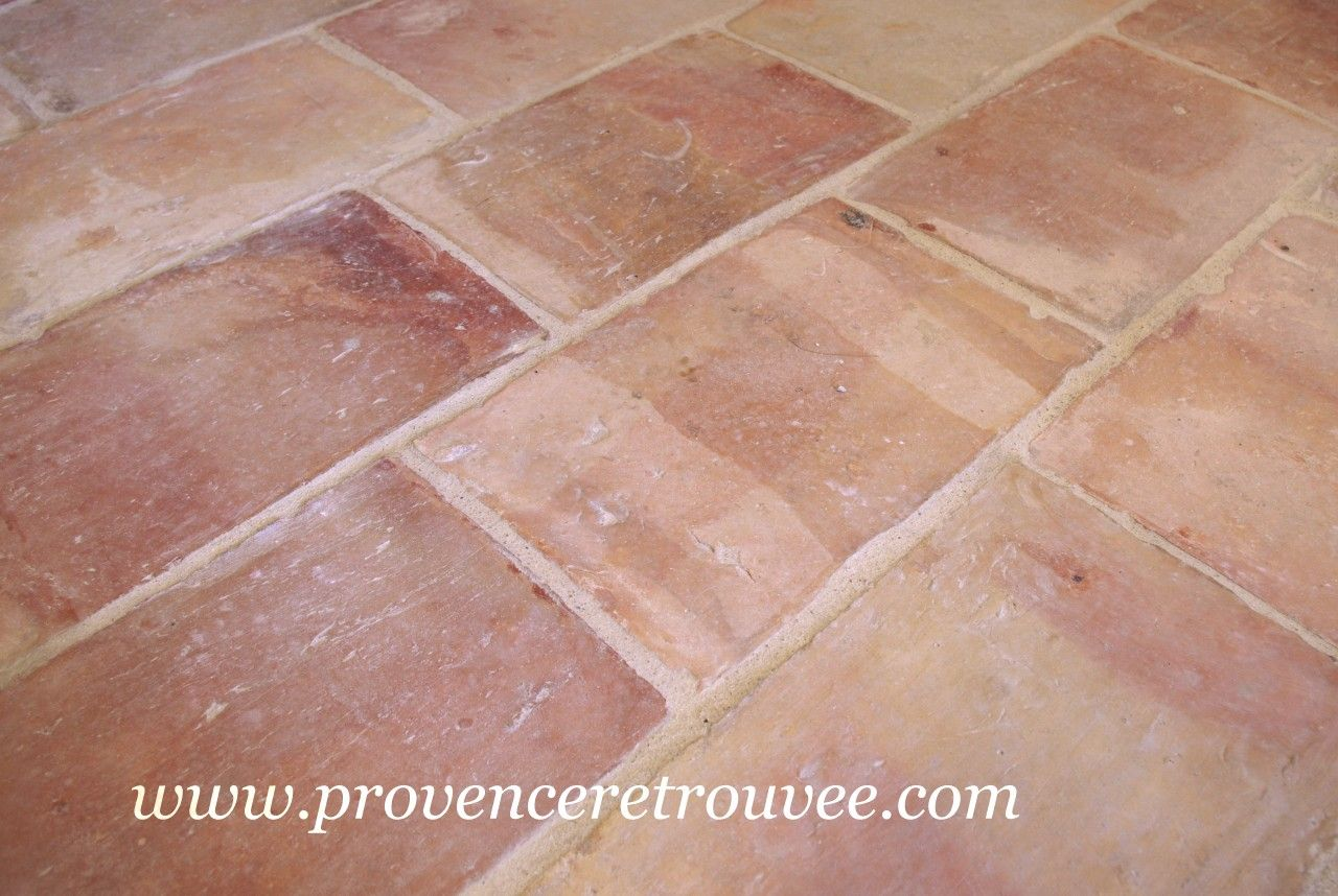 Carrelage Exterieur Terre Cuite Rouge Old Parfeuille From Provence Sol Terre Cuite Flooring Kitchen