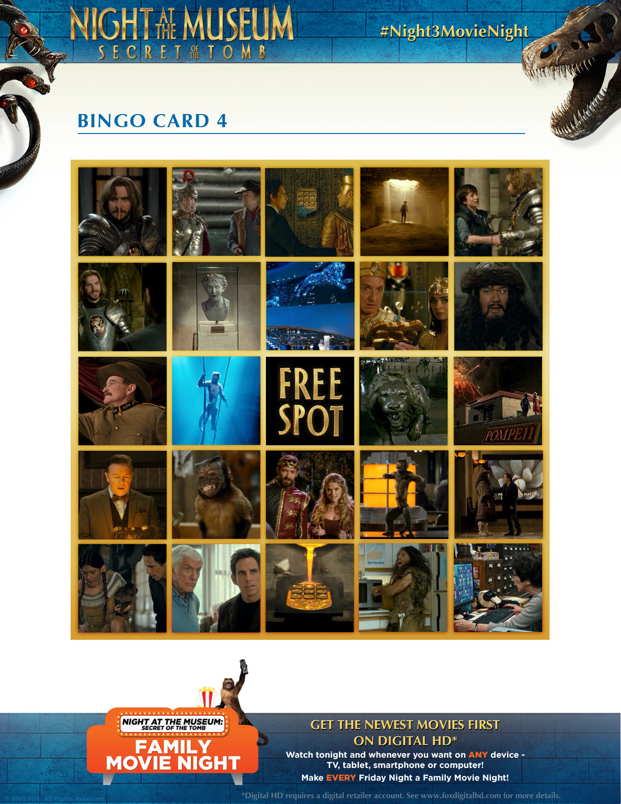 night at the museum 4 full movie online free