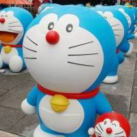 Doraemon trumps Hello Kitty for Olympic Games ambassador   - The Japan Times