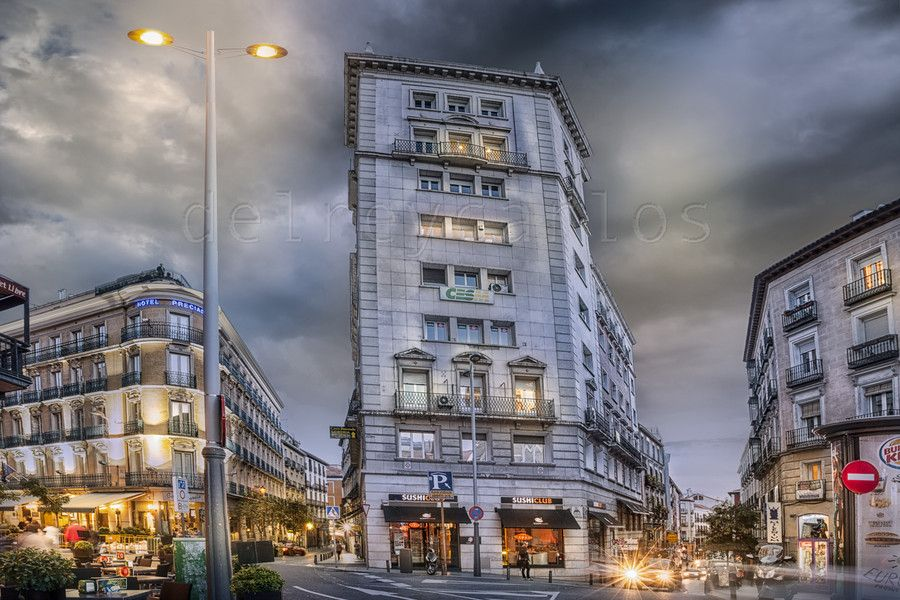Mg 6900 Plaza En Madrid Jpg Size 13 1 Mb 5616x3744 By Carlos Ramírez De Arellano Del Rey On 500px