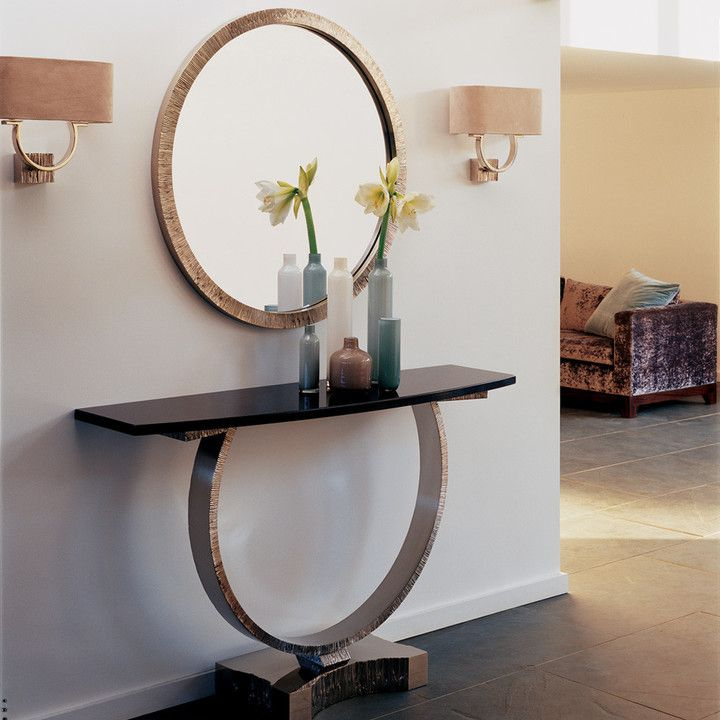 Omega Console Table | Console tables, Consoles and Spaces
