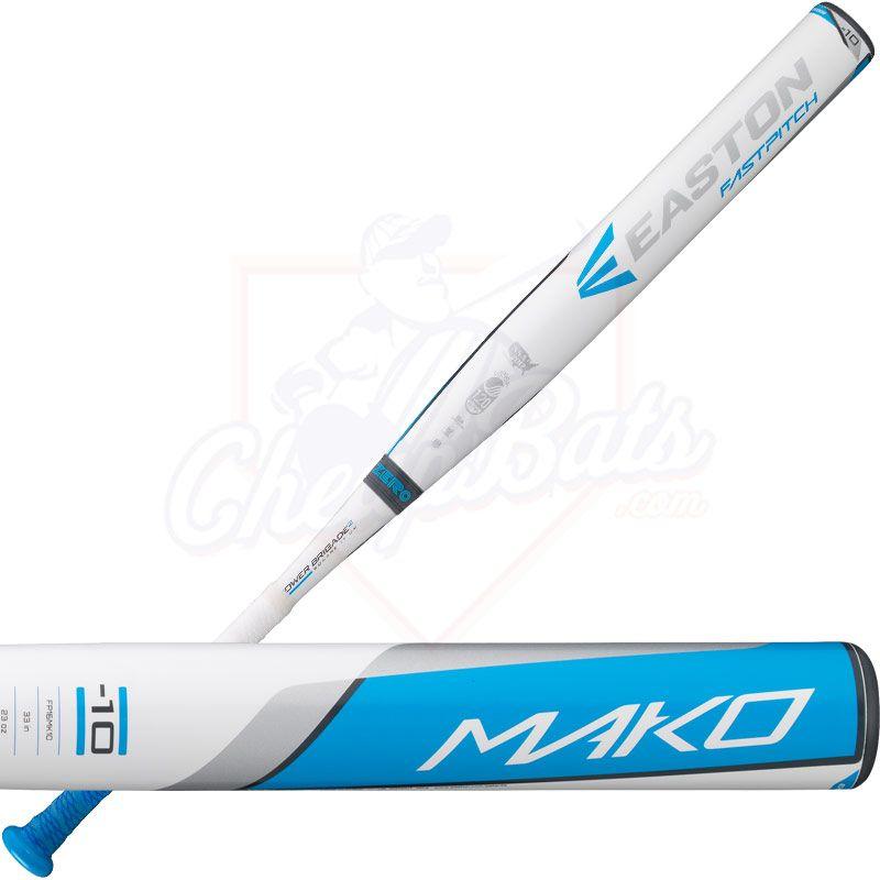 Easton Mako Fastpitch Softball Bat Balanced Oz FpMk