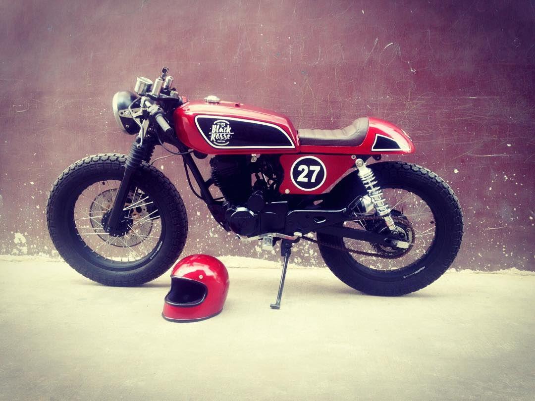 honda mega pro cafe racer   motorcycles   pinterest   honda, cafes