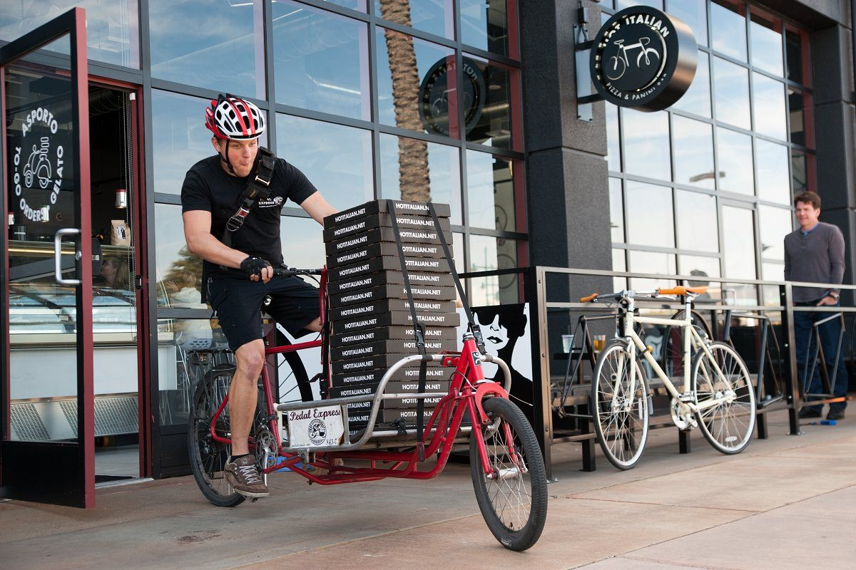 14 Reasons Why Cargo Bikes Are Better Than Delivery Trucks Cargo