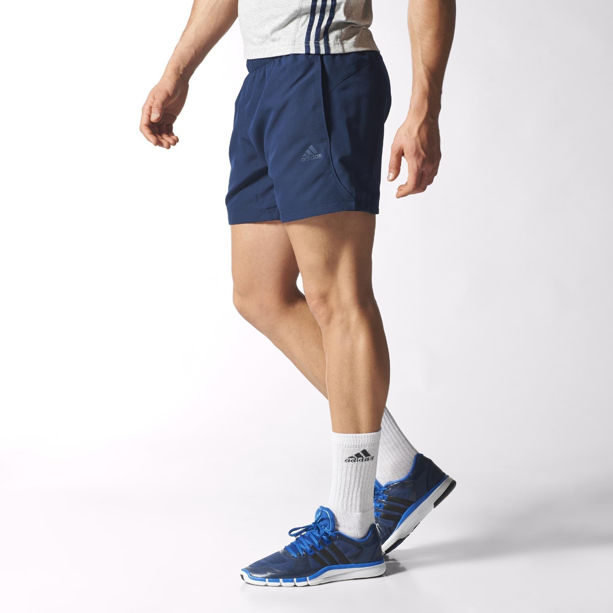 Adidas Shorts Para Correr Supernova Glide Mujer Blue Adidas Mexico Adidas Outfit Men Adidas Men Blue Adidas