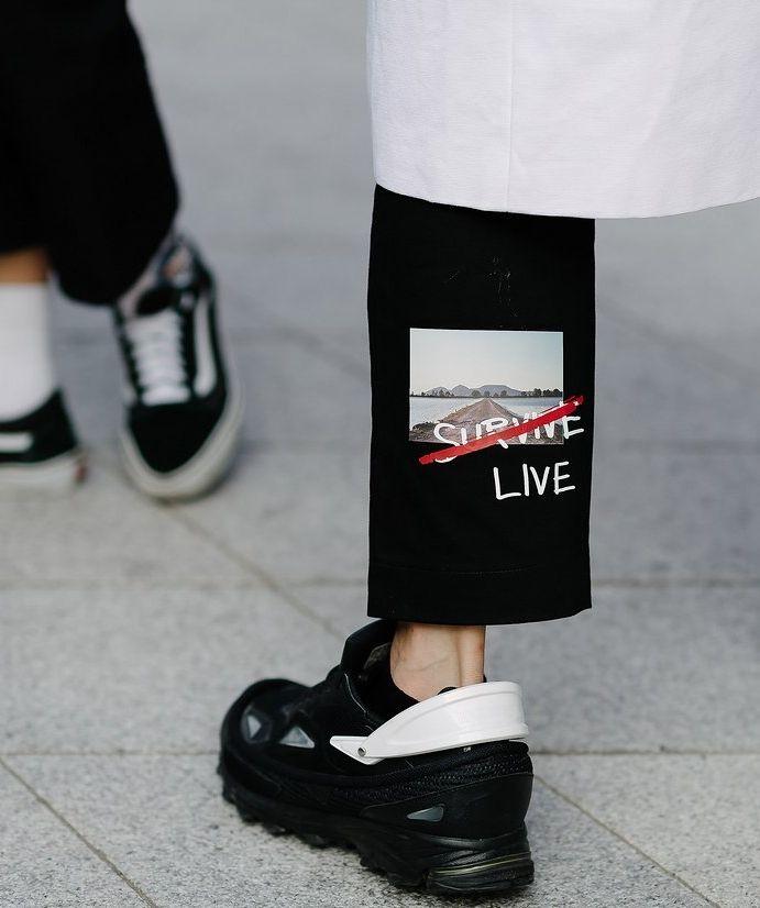 The Best Street Style From Seoul Fashion Week Kita Stoffe Und Leben
