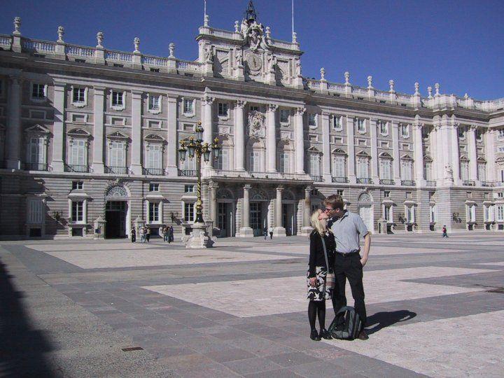 Madrid Spain!