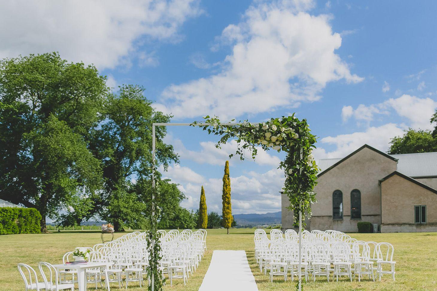 Wedding Venues in the Yarra Valley | Outdoor wedding ...