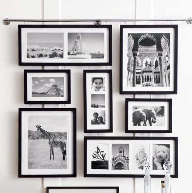Black White Wall Gallery Set 89 95 Gallery Wall Frames